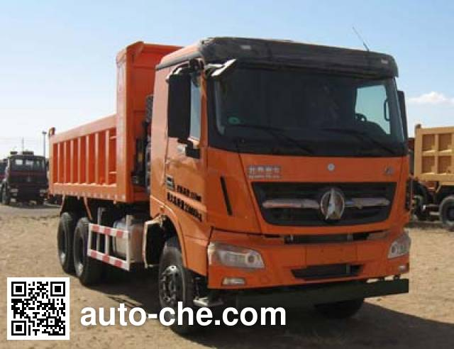 Самосвал Beiben North Benz ND32502B41J7