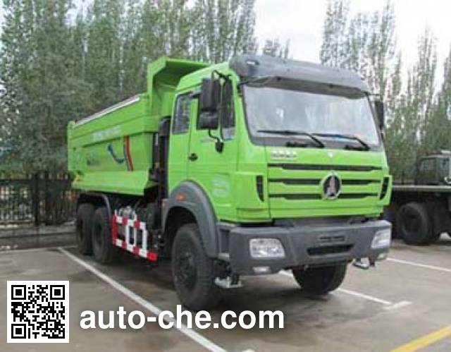 Beiben North Benz самосвал ND3250BD5J6Z06